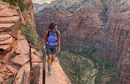 2021 parks Zion Angels Landing best MM walk IMG_7937.JPG