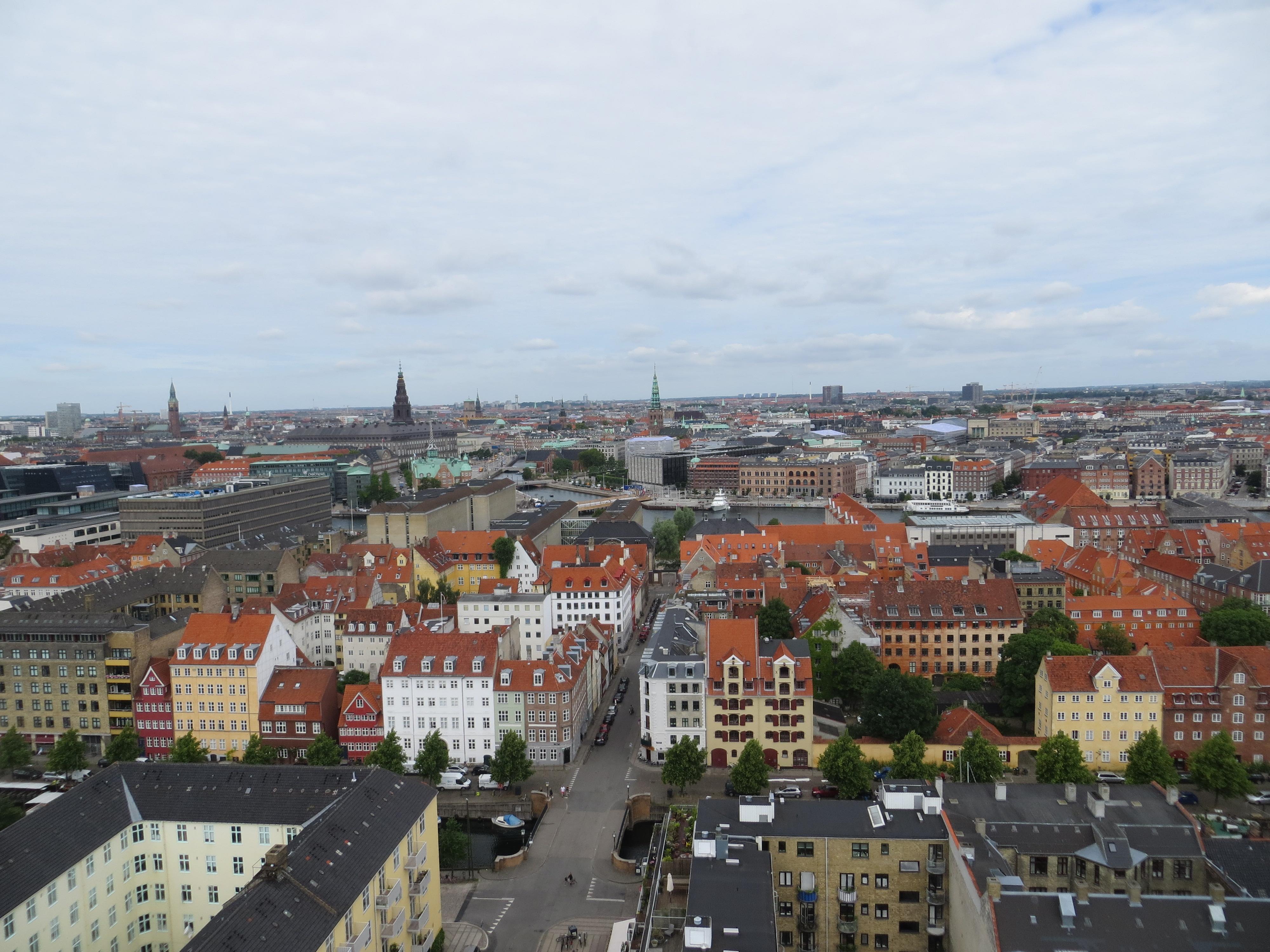 Copenhagen 7.7 Our Saviour's church views best MM 082