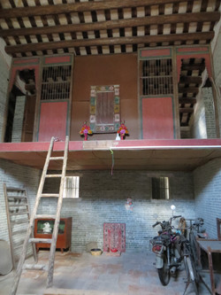 Taishan villages  Fung Ho's borther's house where she lived 2016-06-25 109