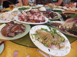 Taishan Bai San brunch in Chonglouzhen 2016-06-27 006