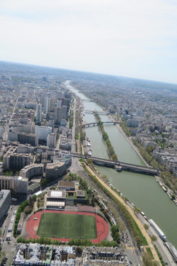 Paris 2018 overview from Eiffel Tower IMG_9396