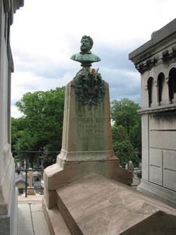 Georges Bizet grave Paris