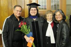 Regan Yale Law grad family 5.23.11