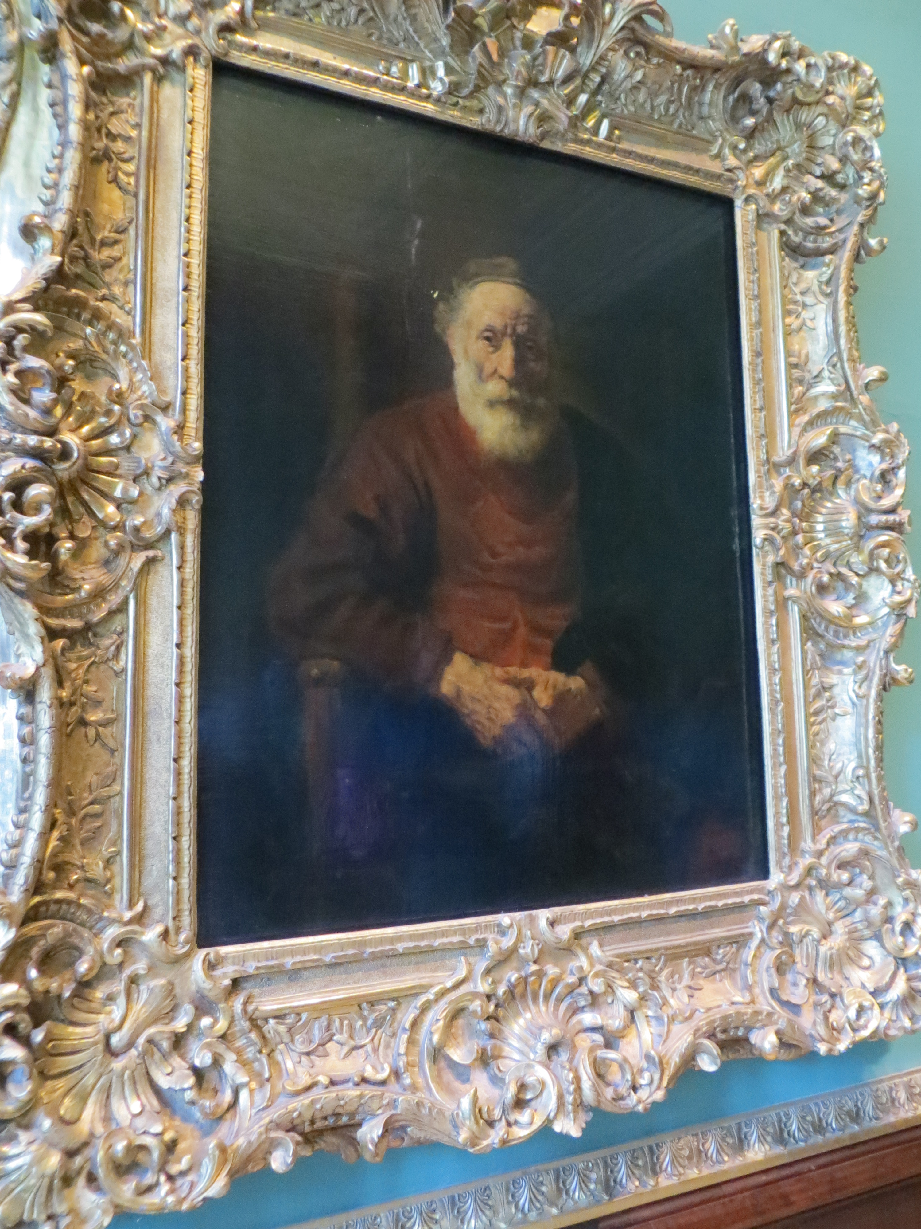 St Pete Russia Hermitage Rembrandt