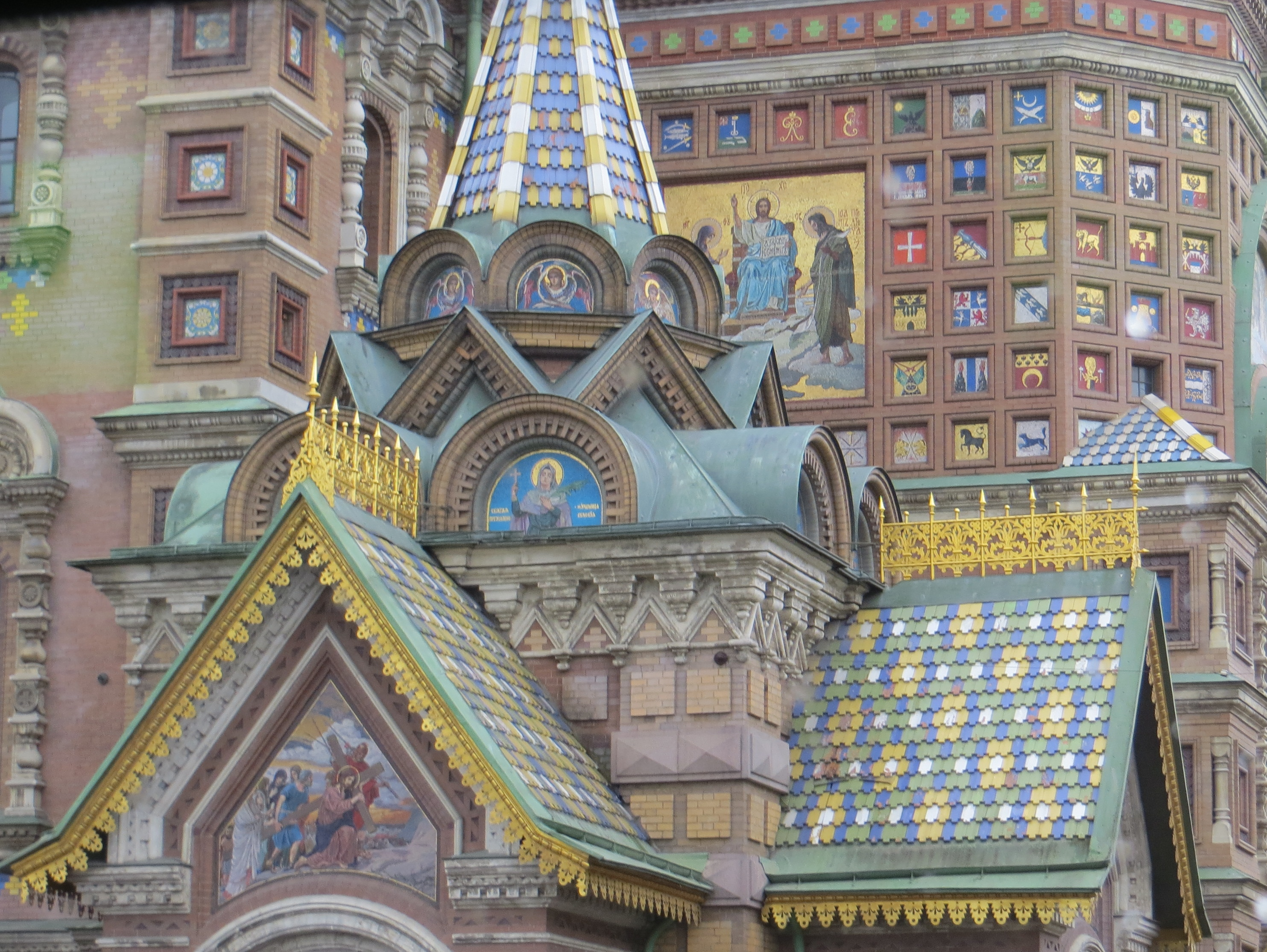 St Pete 7.11 spilled blood Russia