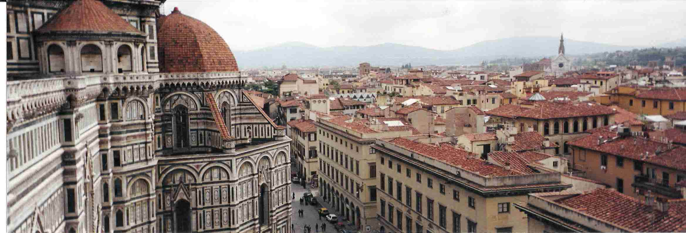 2000 Europe 00 Florence Italy
