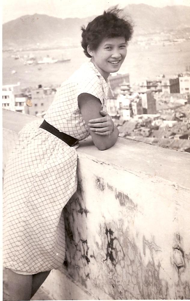 Grandma 1955
