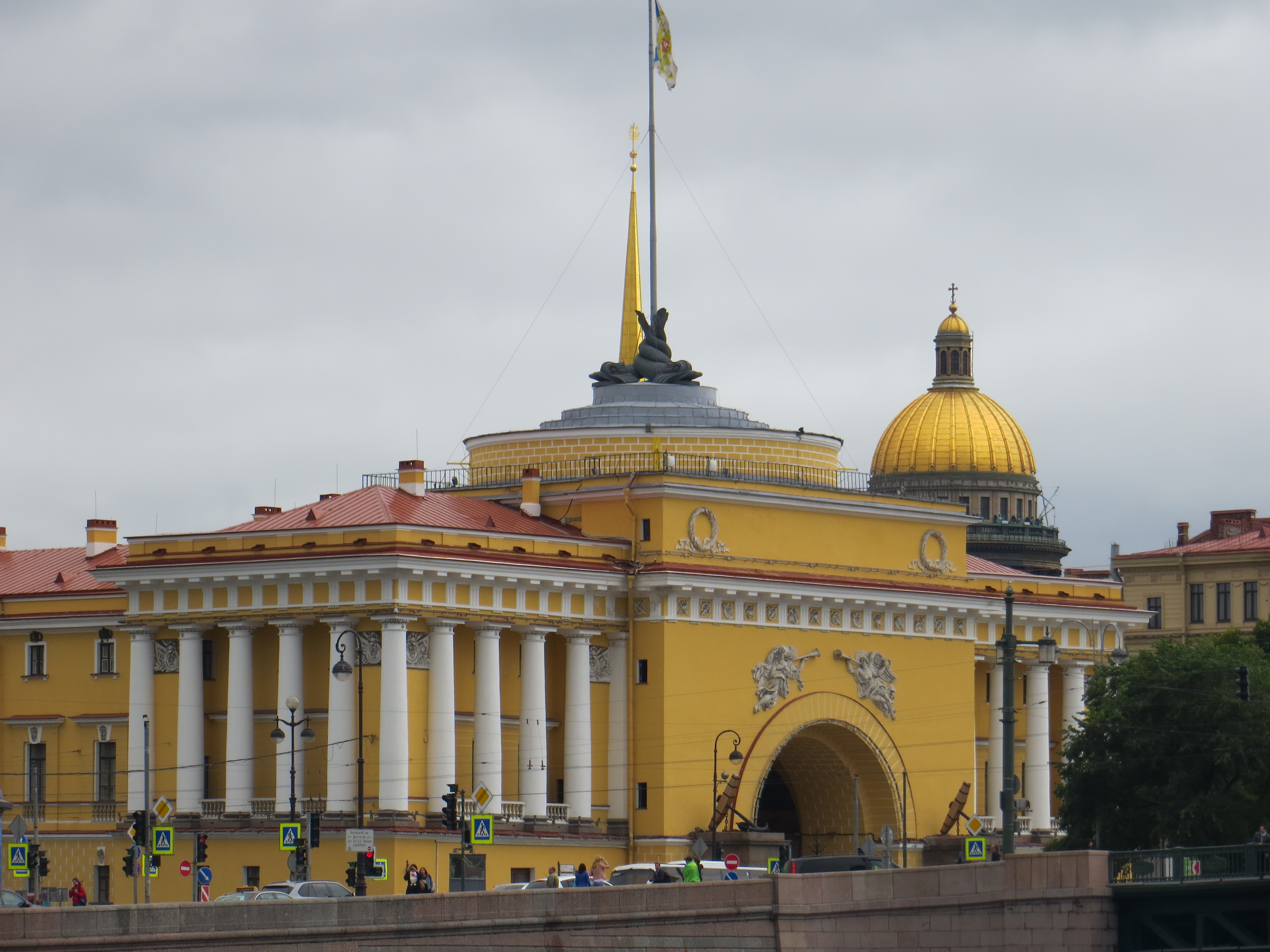 St Petesburg Russia Admiralty