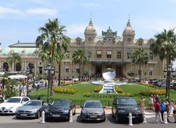 2012 Monaco Carlo casino