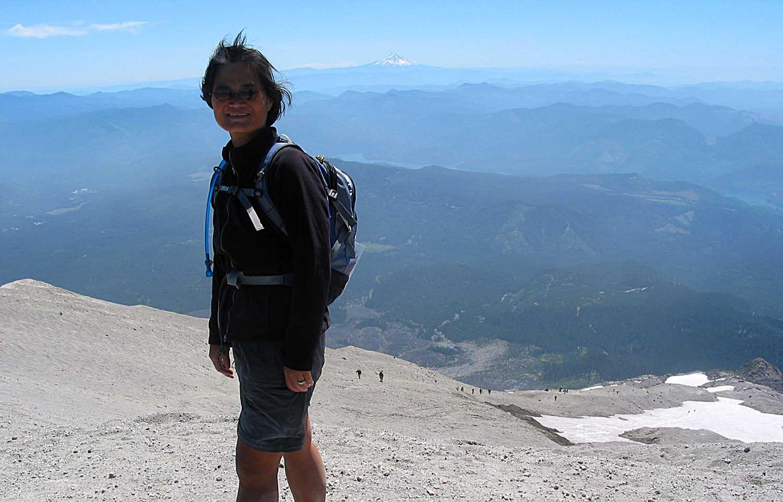 Mount St. Helens Washington