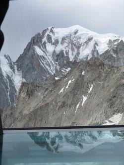 2019 Chamonix France ride to Helbronner