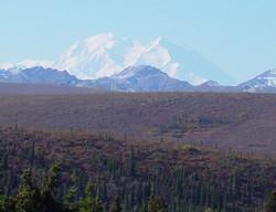 Alaska Mount Denali McKinley