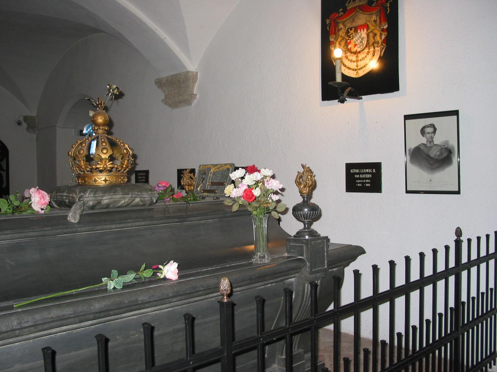 2003 Europe Franz Josef grave