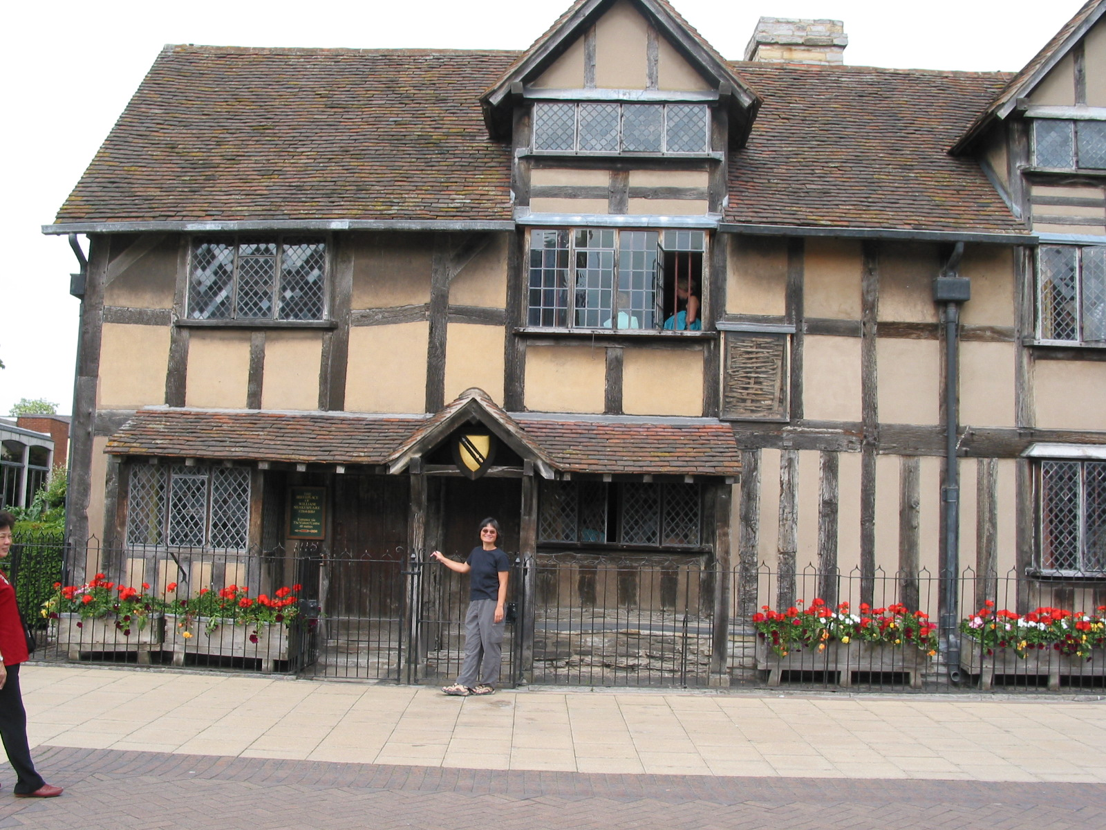 2005 England Shakespeare's birthplace