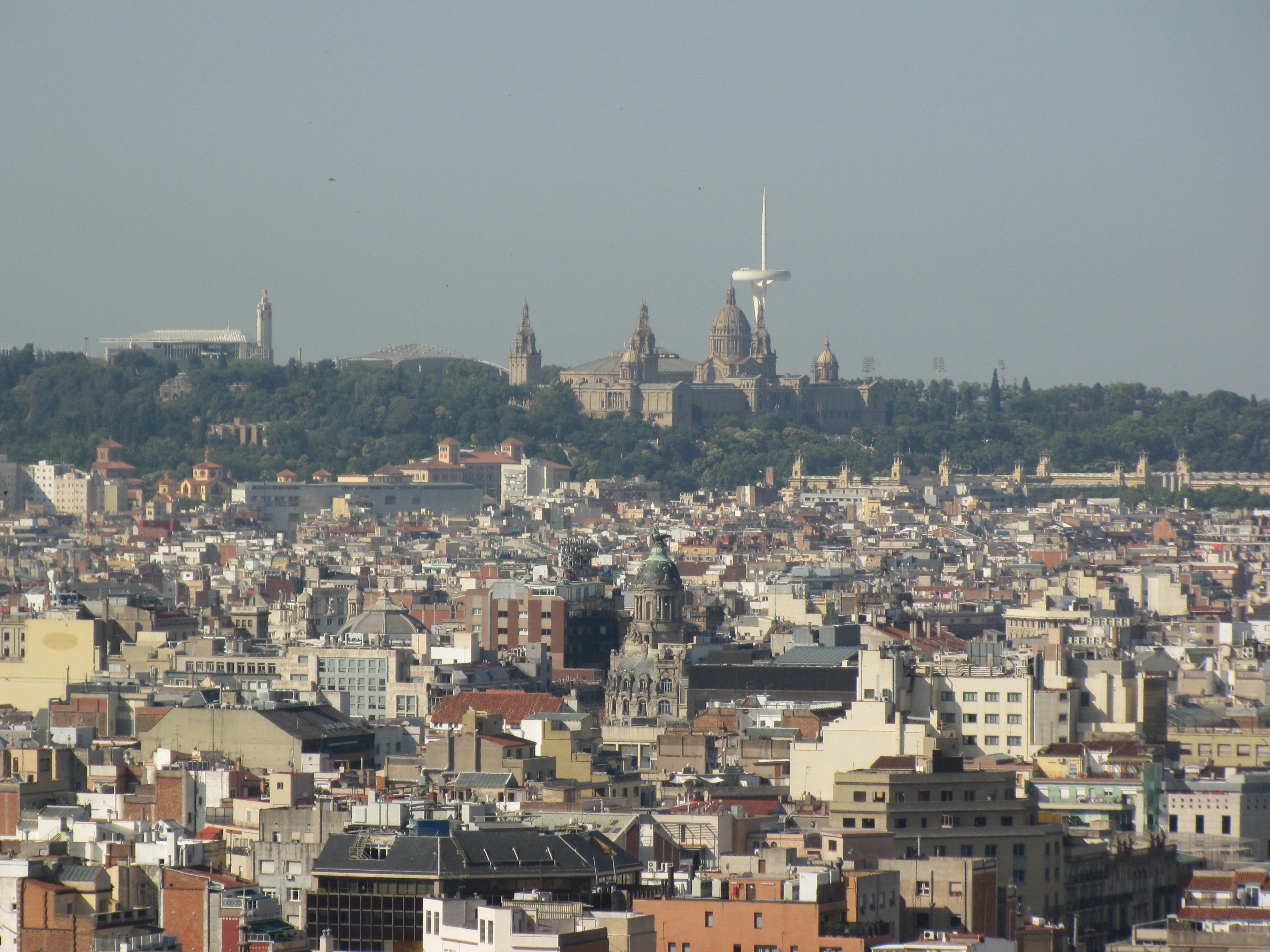2011 Spain Barcelona