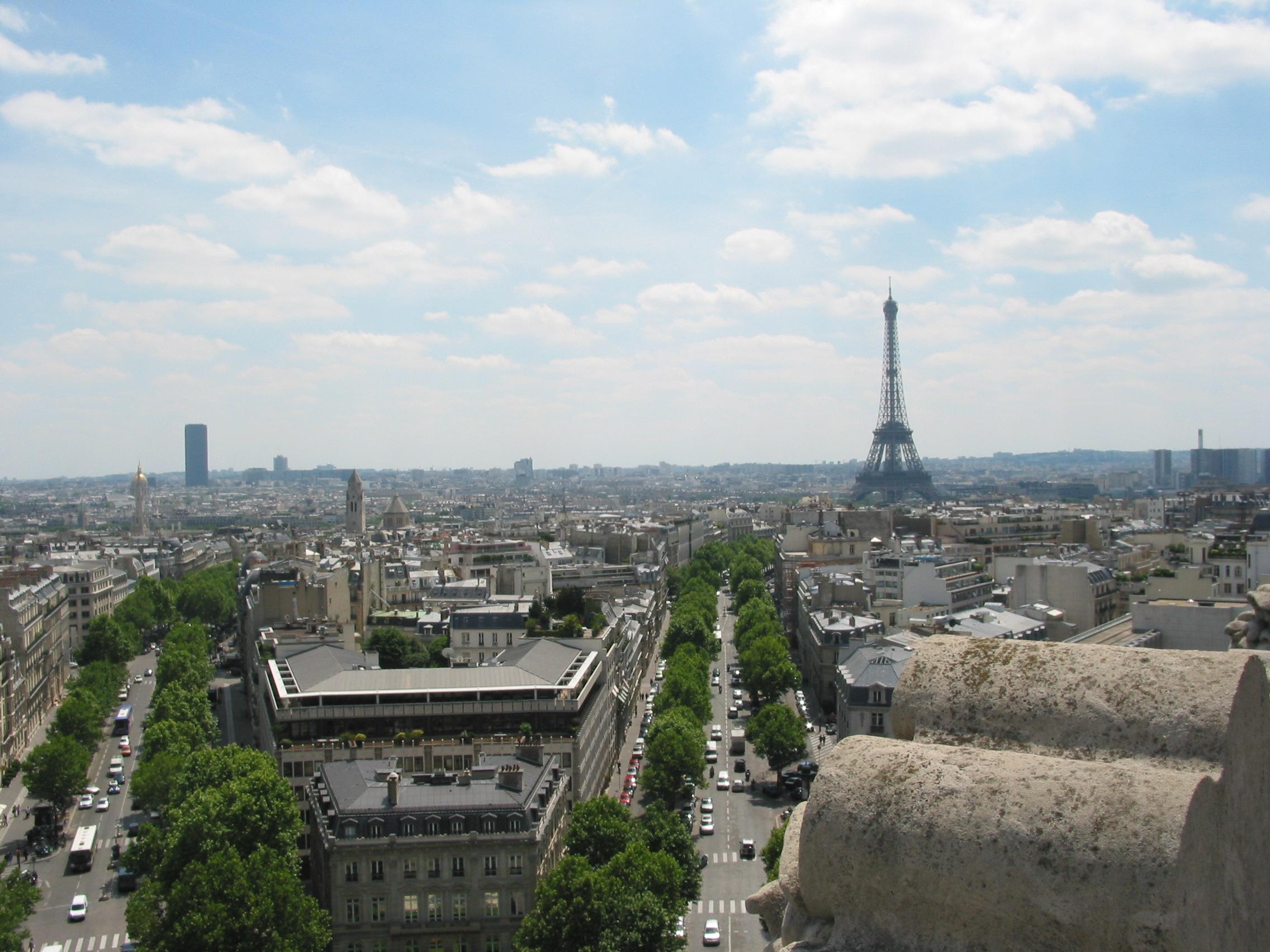 2005 Europe Paris France