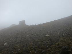 Tongariro hike to south crater