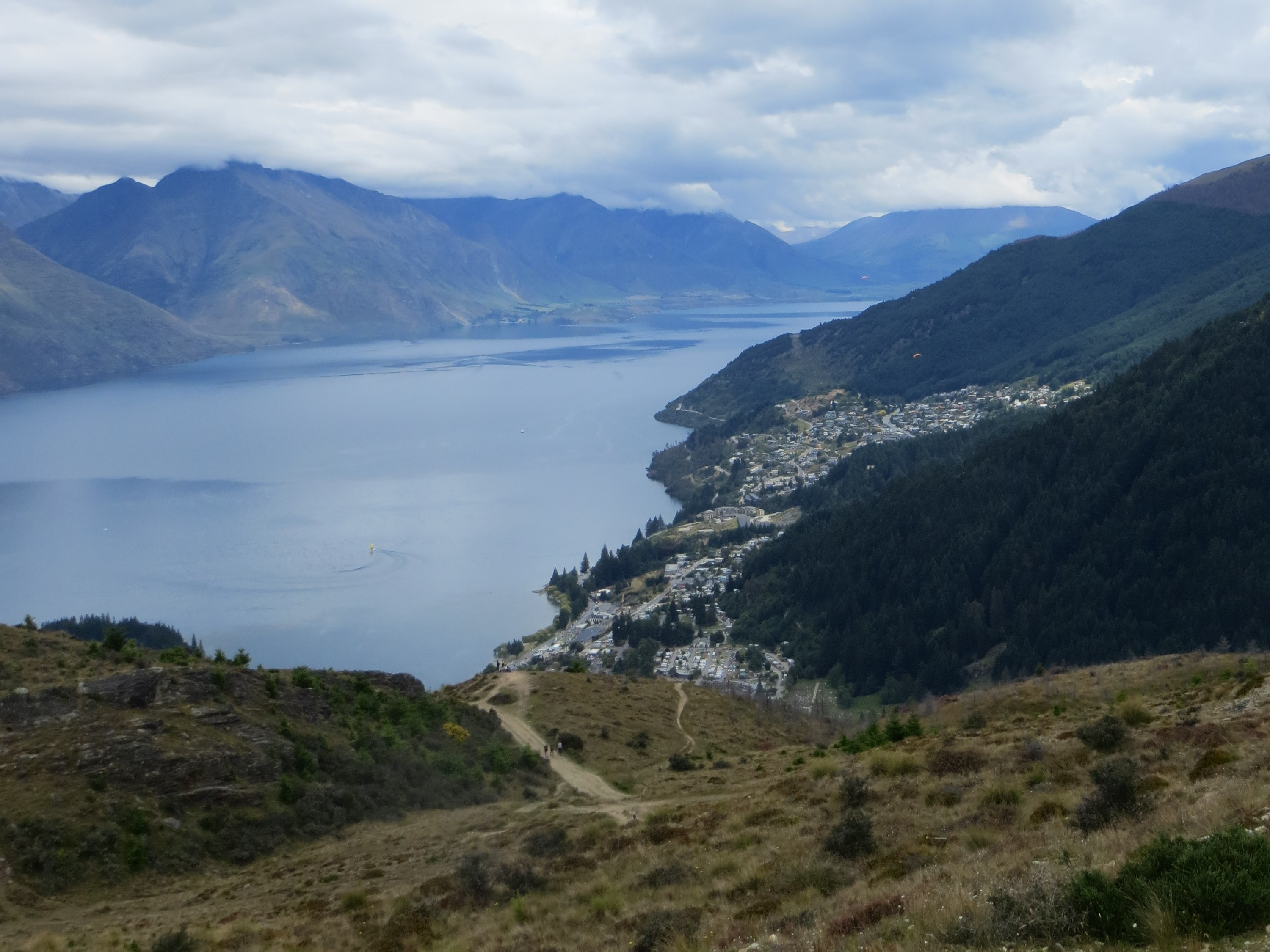 Queenstown hill best Queenstown and Lake Wakatipu 2017-01-02 092