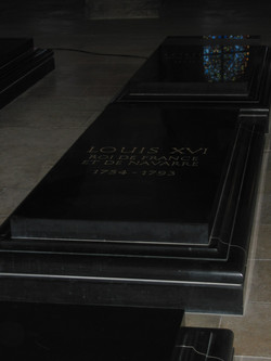 2005 Europe Louis the 16th grave