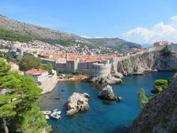 2018 Dubrovnik from Fort Lovrijenac best