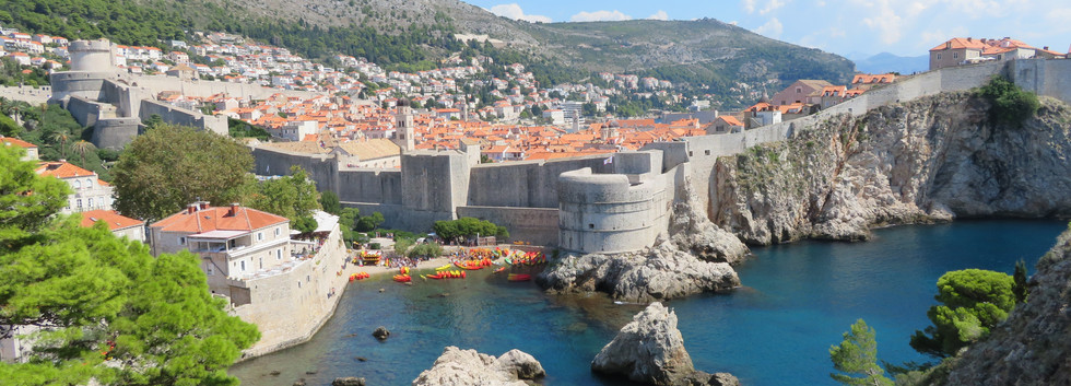 2018 Dubrovnik from Fort Lovrijenac best