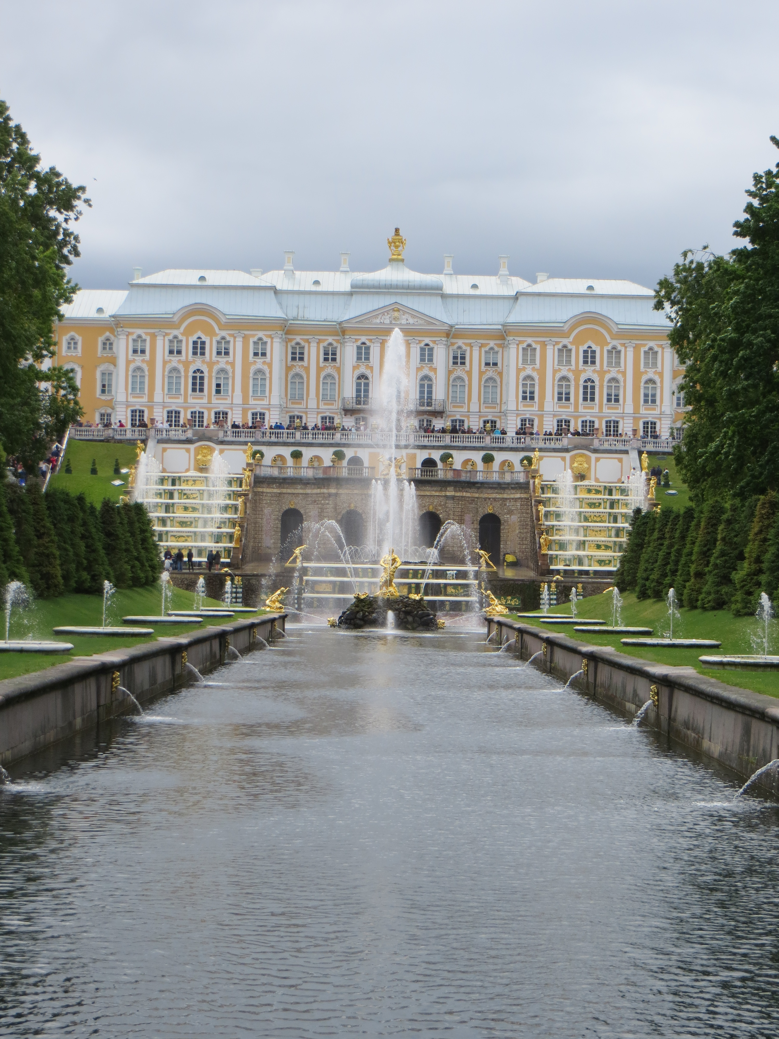 St Petersburg 7.12 Peterhof Russia