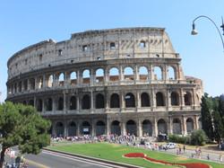 2012 Rome Coliseum