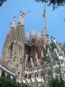 2011 Barcelona Spain Familia