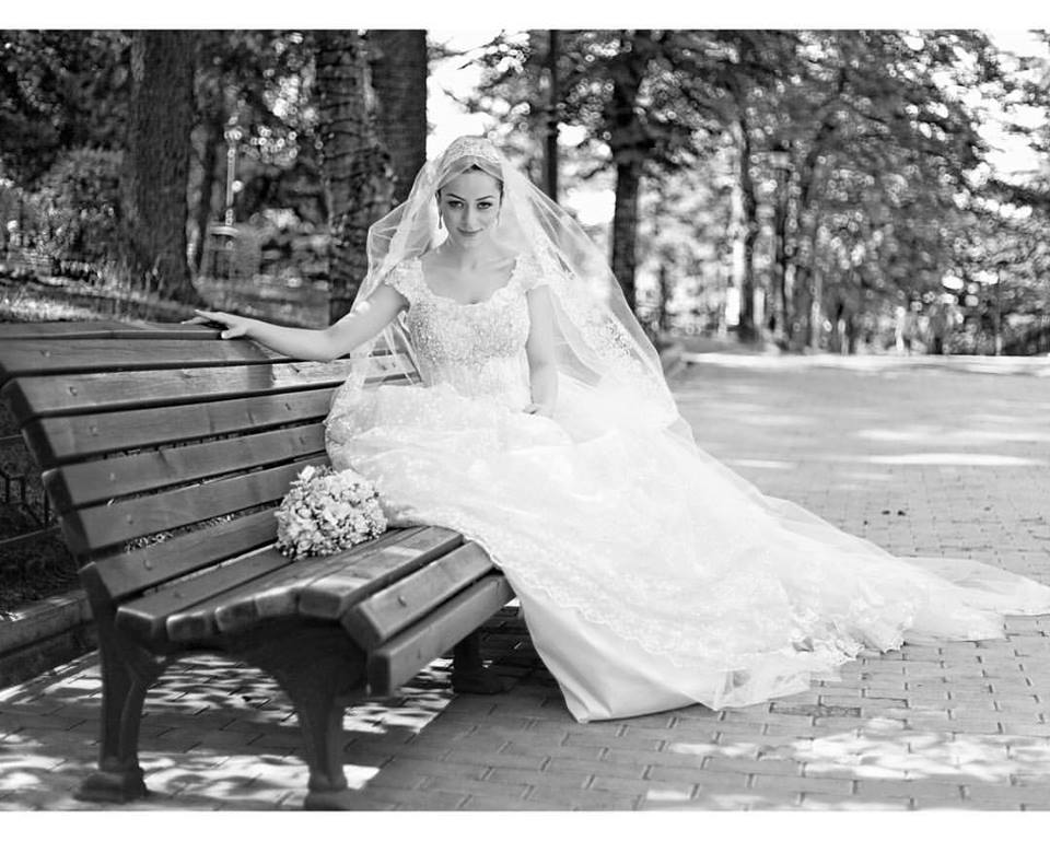 Bride in Georgia