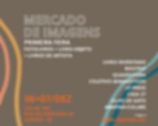 Mercado de imagens Lista de expositores.