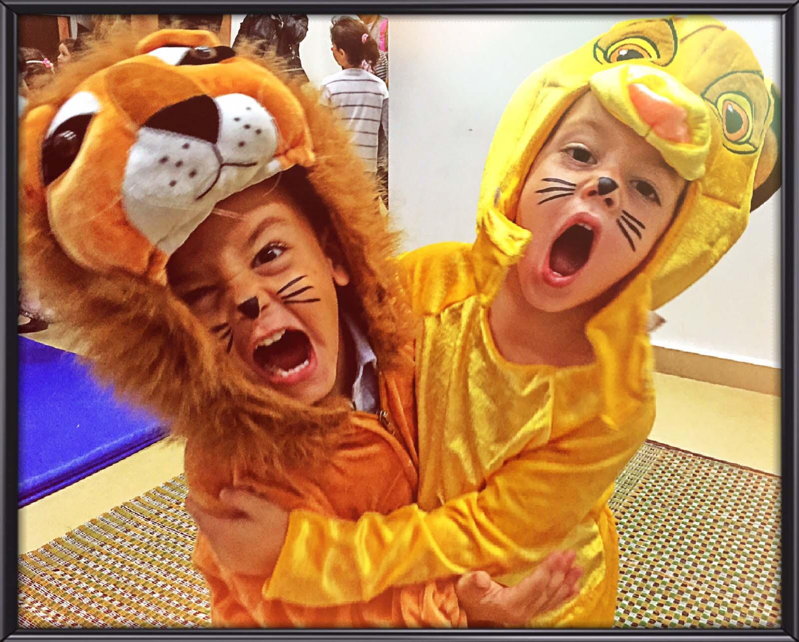 יום הולדת מלך האריות