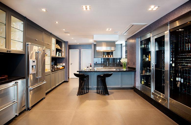 Cozinha Gourmet - arq.Caco Borges
