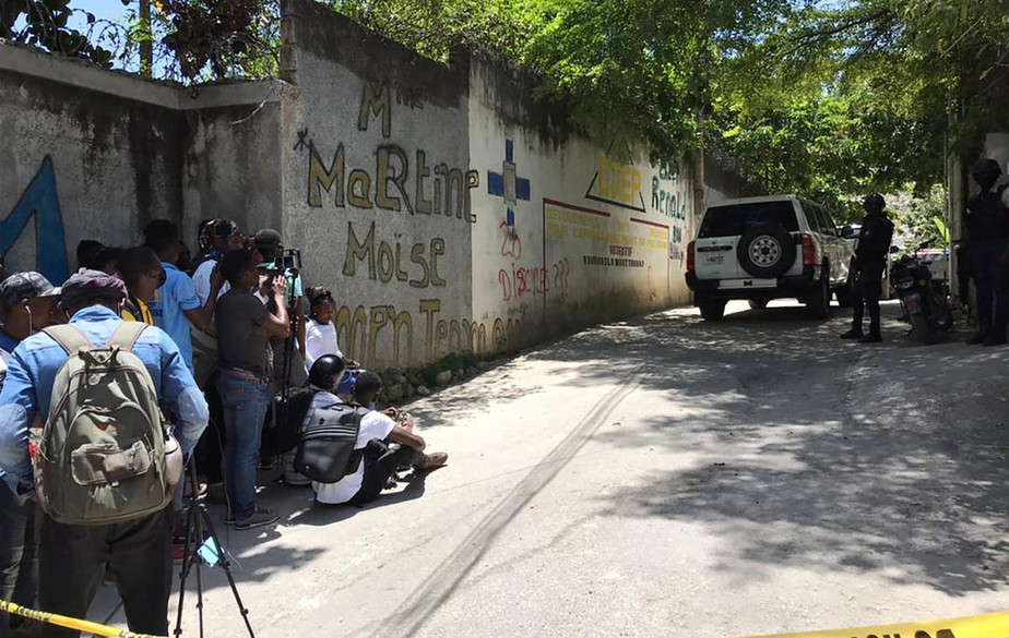Genocide Warning: Haiti