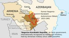 GENOCIDE ALERT: Armenia & the Republic of Artsakh(Nagorno-Karabakh