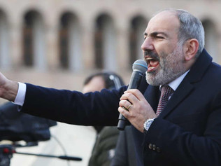 Armenian prime minister accuses military of attempted coup