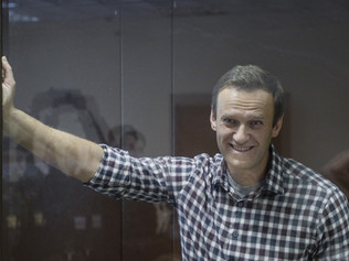 Moscow Court Upholds Prison Term for Kremlin Critic Navalny