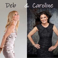 Deb Drummond & Caroline Blanchard
