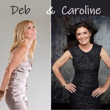 Deborah Drummond & Caroline Blanchard