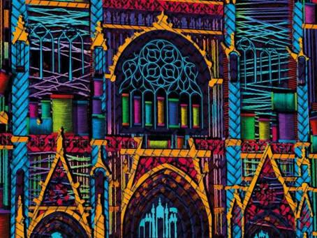 Mise en lumière de la cathédrale Saint Maurice de Vienne !
