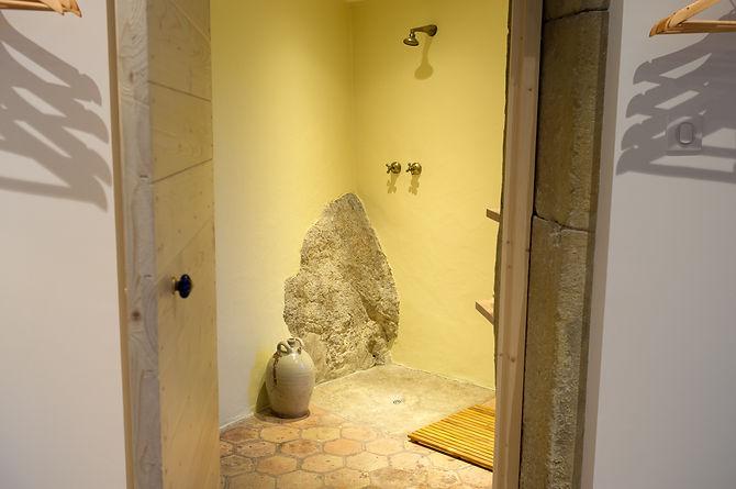 Douche - Maison d'hôte de La Bâtie à Vienne