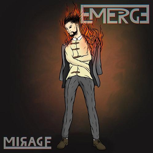 MIRAGE EP - CD
