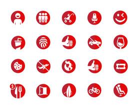 Virgin Trains Icons