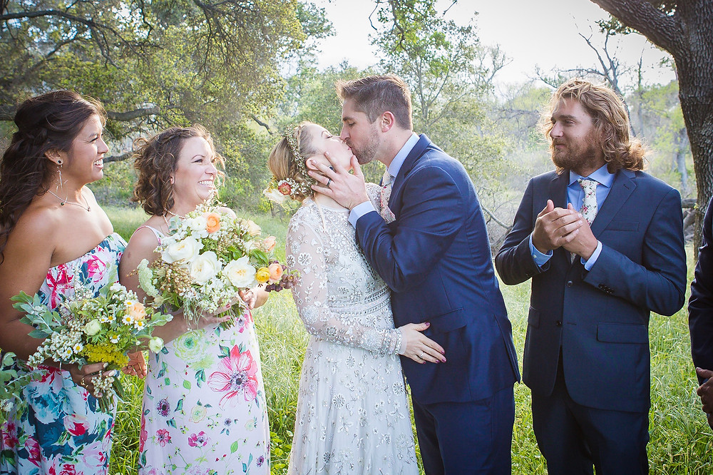 Los Padres National Forest Wedding