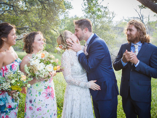 Kyle + Erica Highlight Film | Los Padres National Forest