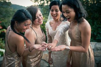 Carmel California Wedding Party