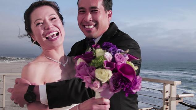 Cliff House San Francisco | Den and Nancy Wedding Highlight