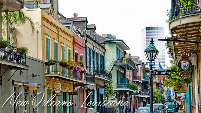 Ritz Carlton New Orleans LA