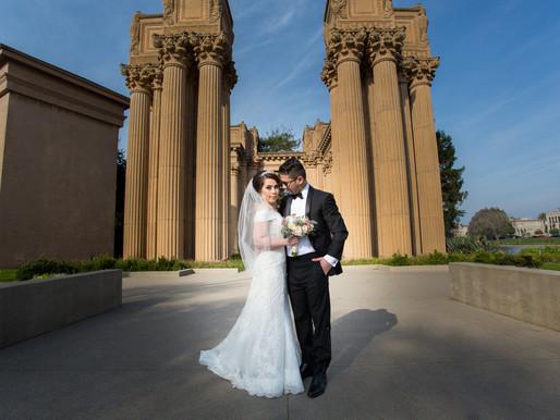 Aziza and Neval Wedding Highlight Film: San Francisco CA