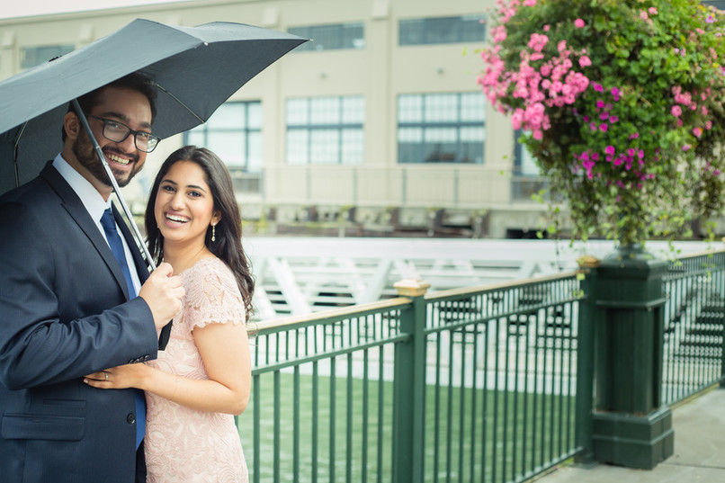 Ferry Building Engagement Session