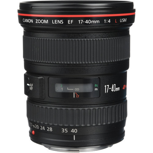 Canon EF17-40mm